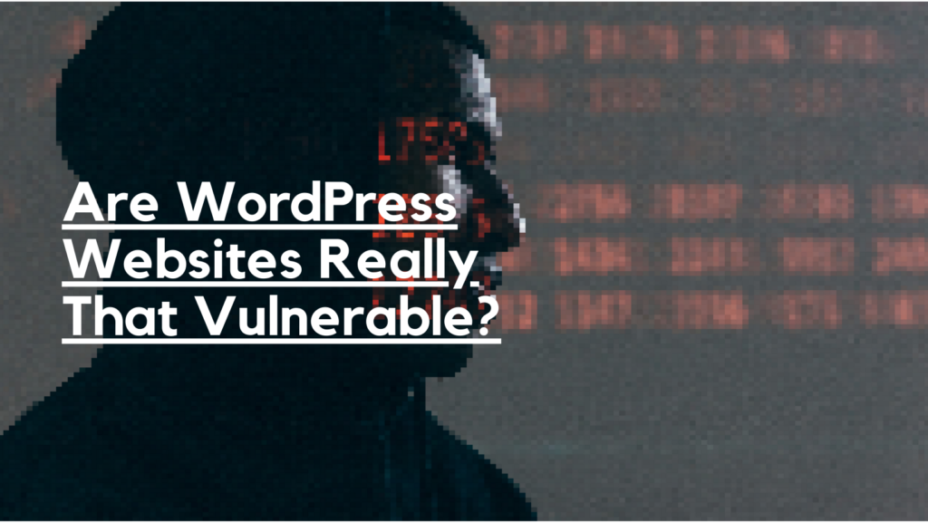 Are WordPress Websites Really That Vulnerable
